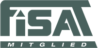 FISAT Logo 3KER